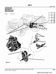 John Deere 4x2  6x4 Gas  Diesel Gator Utility Vehicle Parts
