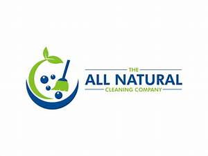 Make An Amazing Cleaning Service Illustration Logo Design