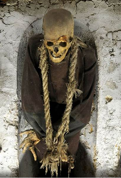 Palermo Catacumbas Momias Ocultas Capuchinos Misteriosas Quinto