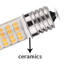 led bulb microwave oven light  watt warm white