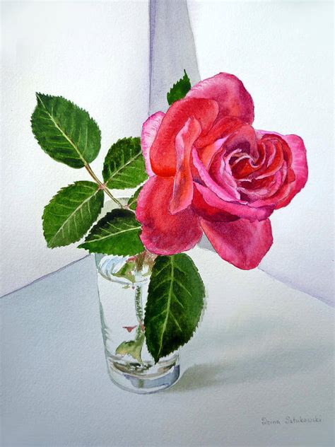 rose paintings art ideas pictures images design