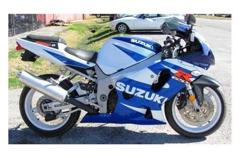 Motorcycle Suzuki Parts by 2001 Suzuki Gsxr750 Used Motorcycle Parts Salvage