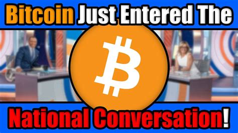 It does not rely on a central server to process transactions or store funds. The United States Just Brought Bitcoin into the National Conversation!! | Cryptocurrency in 2021 ...