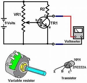 Variable Resistor Wiring Diagram : 32 Wiring Diagram ...