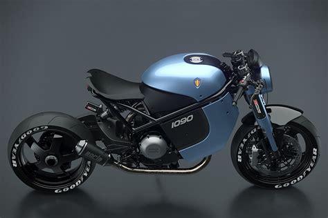 Koenigsegg Bike 1090 Concept Motorcycle