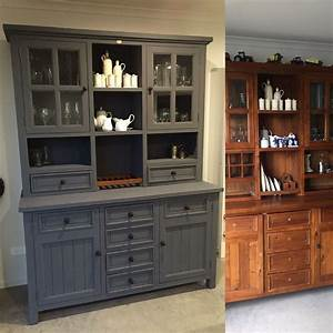 25 best painted hutch ideas on pinterest hutch makeover With what kind of paint to use on kitchen cabinets for facebook stickers store