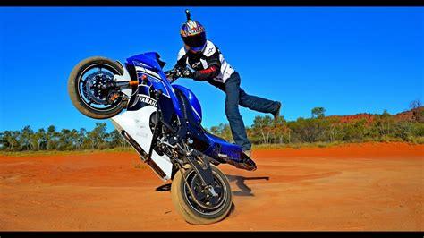 Dave Mckenna Street Bike Stunt Rider