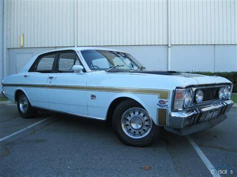 1969 Ford Falcon Gtho Phase I Xw  Just Some Phases I'm