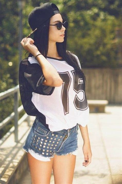 40 Pretty Girl Swag Outfit Ideas | http//fashion.ekstrax.com/2014/10/pretty-girl-swag-outfit ...