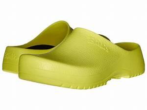 Birkenstock Super Birki Uni Neon Yellow Polyurethane