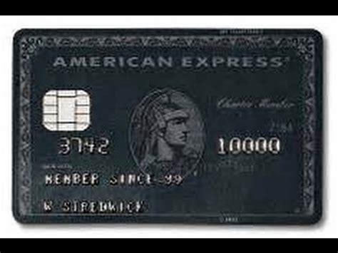 Erst dann lädt american express den kunden zur entsprechenden karte ein. AMERICAN EXPRESS CENTURION BLACK CARD CHINESE MAN BUYS $170 MILLION PAINTING POINTS - YouTube
