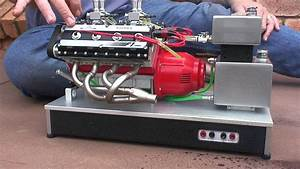 Mini V8 Motor : v8 nitro engine youtube ~ Jslefanu.com Haus und Dekorationen