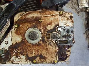 Stihl Oiler Repair  Most Even Model  S