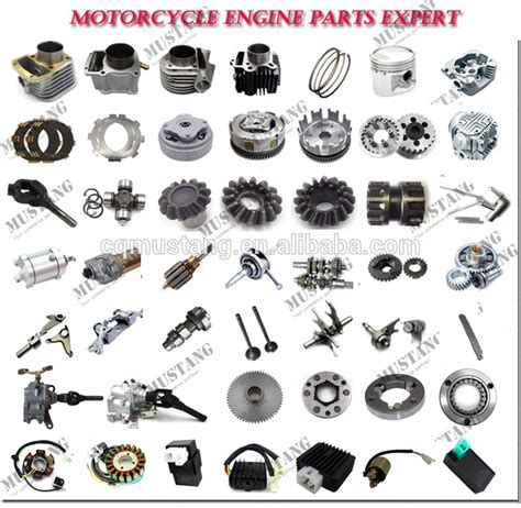 Motorcycle Engine Parts-- Cg125/cg150/cg200/cg250/cd70