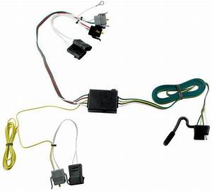 Tow Ready Custom Fit Vehicle Wiring For Ford Escape 2001