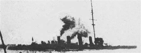 French Fishing Boat Attack by World War 1 At Sea British Merchant Ships Fishing Vessels