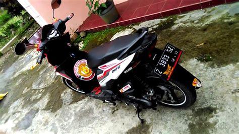 Modifikasi Motor Beat 2017 Sederhana by Modifikasi Motor Beat Cbs Esp 2017 Merah Putih Sederhana