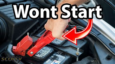 How To Fix A Car That Wont Start (jump Start)