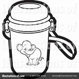 Bottle Water Clipart Drawing Illustration Clip Royalty Perera Lal Rf Sample Getdrawings Clipground sketch template