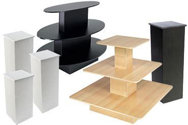 retail shelving storage displays plastic metal wood racks