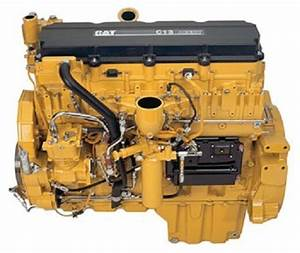Caterpillar C11 C13 C15 C16 Cat Acert Truck Engine Service