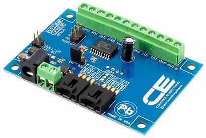 Digital I2c Input Output Channel Interface Io