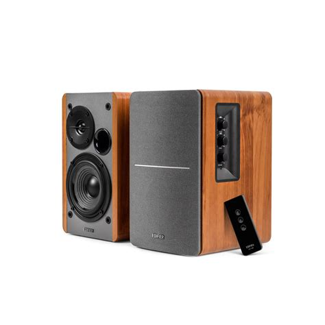 powered bookshelf speakers r1280t powered bookshelf speakers edifier international