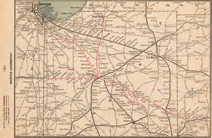 Railroad Map Logansport Indiana