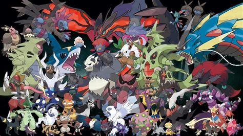Top 5 Favorite Competitive Dark Pokemon
