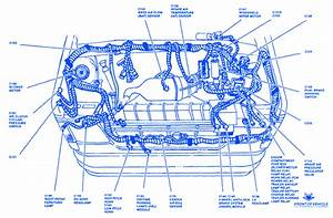 Ford Econoline 1998 Electrical Circuit Wiring Diagram