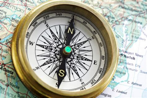 spiritual meanings   compass rose