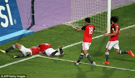 Liverpool star Mohamed Salah sends Egypt to the World Cup ...
