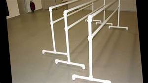Portable Ballet Barre  Ballet Workout Exercise Bar  Boss Ballet Barre  1-888-301-6403