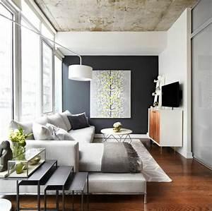 idee deco petit salon de design elegant et pratique With deco petit espace salon