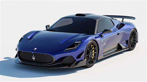 La Maserati MC20 stuzzica la fantasia di un tuner americano