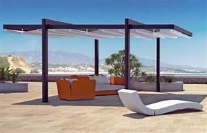 Terrassen Sonnenschutz Systeme : pvc alu berdachung sonnenliege design garten pinterest sonnenliege berdachungen und designs ~ Markanthonyermac.com Haus und Dekorationen