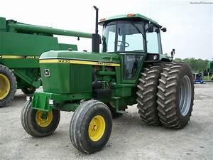 1974 John Deere 4230 Tractors - Row Crop   100hp