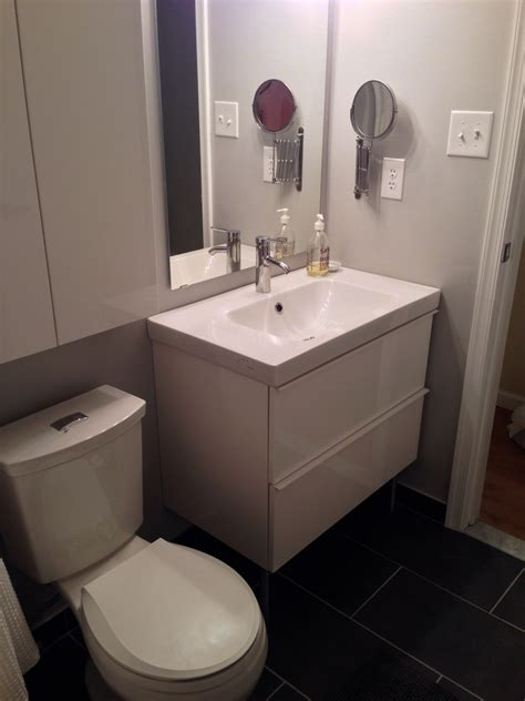 sink bathroom ideas glorious white floating ikea bathroom vanity with single