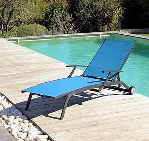 Bain De Soleil Gonflable : bain de soleil marbella turquoise bain de soleil eminza ~ Premium-room.com Idées de Décoration