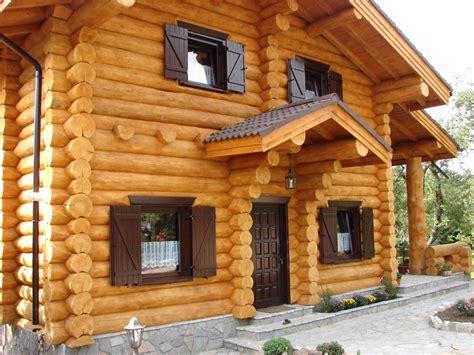 maison tout en bois tout savoir sur la maison en bois massif empil 233 et ses avantages bricoleur malin