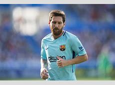 Terrible news for Barcelona as Lionel Messi seriously