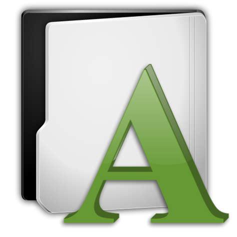 fonts icon yamilk icon set softicons com
