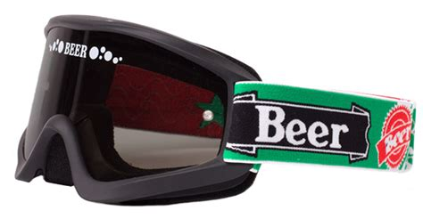 beer motocross goggles beer optics goggles mx atv motocross dirt bike dry