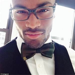 Keith Carlos is America's Next Top Model's first male ...