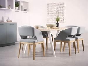 tables chaises et tabourets de bar schmidt With deco cuisine avec chaises salle À manger transparentes