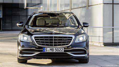 2018 Mercedesmaybach S560 Sclass 4matic  Front Hd