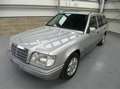 mercedes w124 estate e280 e320 rust free japan imports for sale 1996 on car and classic uk