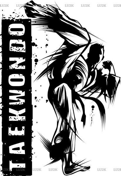 Taekwondo Flash Kick . Ready at Sunfrog.com | Taekwondo T-shirt Korean Martial Art | Pinterest