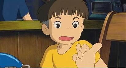 Wiggle Toes Ponyo Feet Anime Wiggling Animated