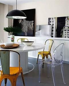 Salle A Manger Moderne : table de salle manger pour tous les go ts et chauque style ~ Teatrodelosmanantiales.com Idées de Décoration